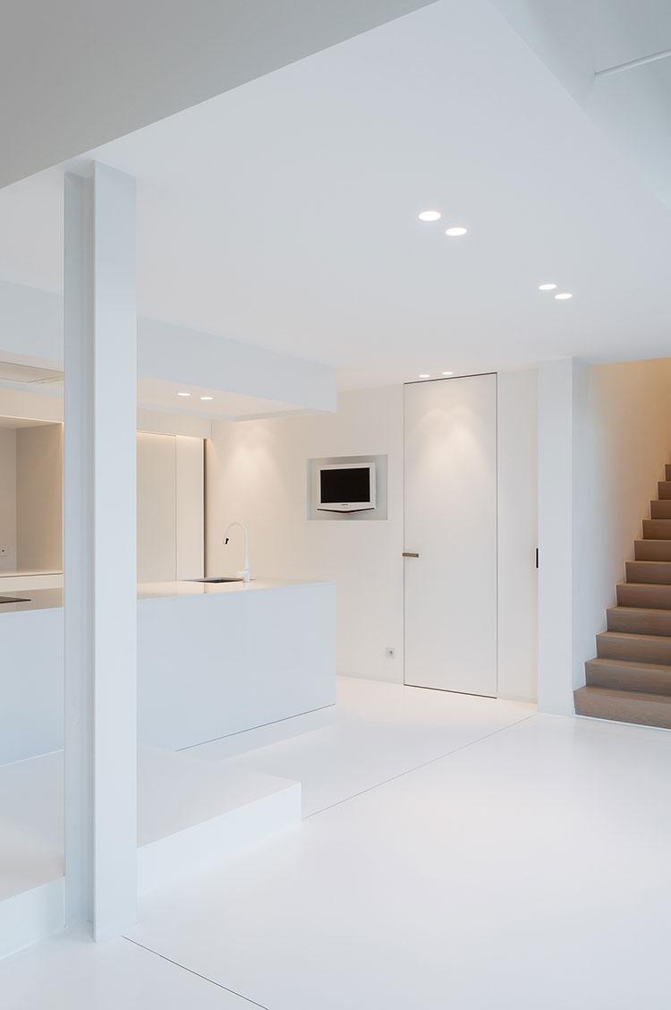 Idee per arredare una casa total white n.18