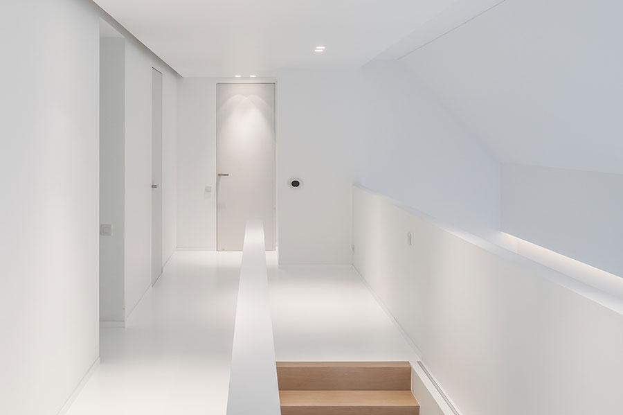 Idee per arredare una casa total white n.20