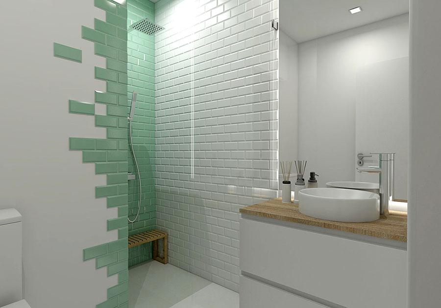 Idee per arredare una casa total white n.27