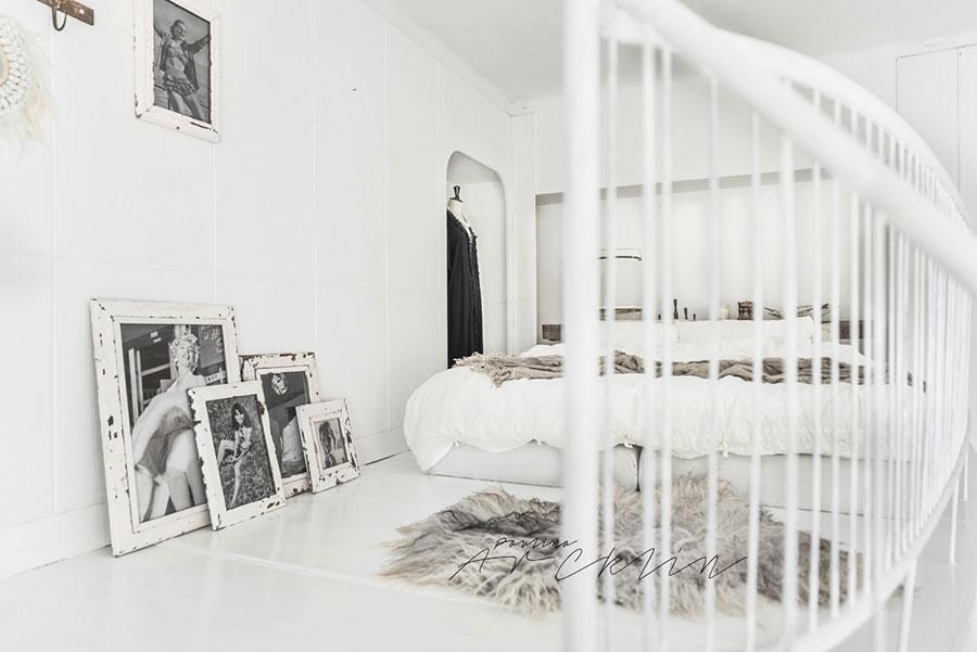 Idee per arredare una casa total white n.31