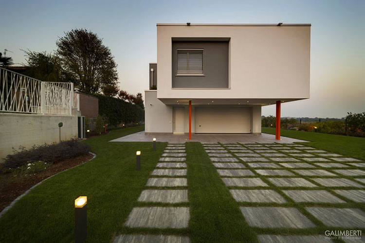 Casa in legno di Galimberti in Lombardia
