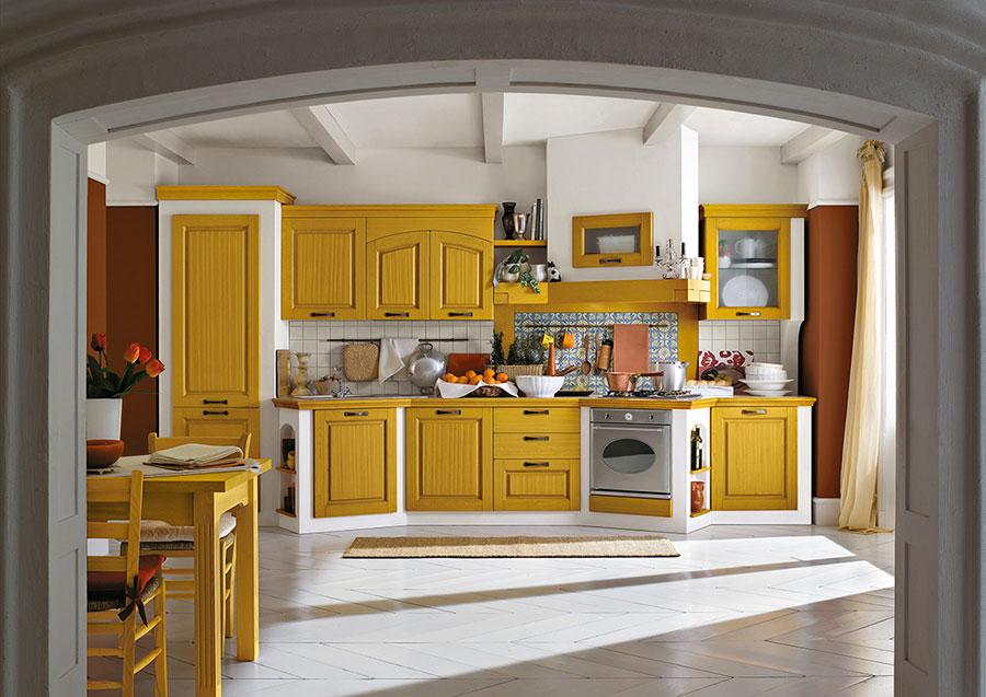 Modello di cucina in stile vintage Ar-Tre n.1