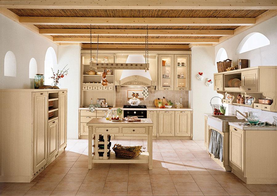Modello di cucina in stile vintage Ar-Tre n.5