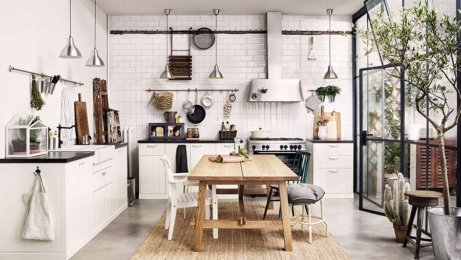 32 modelli di cucine vintage di varie marche - Ikea progettazione cucine ...