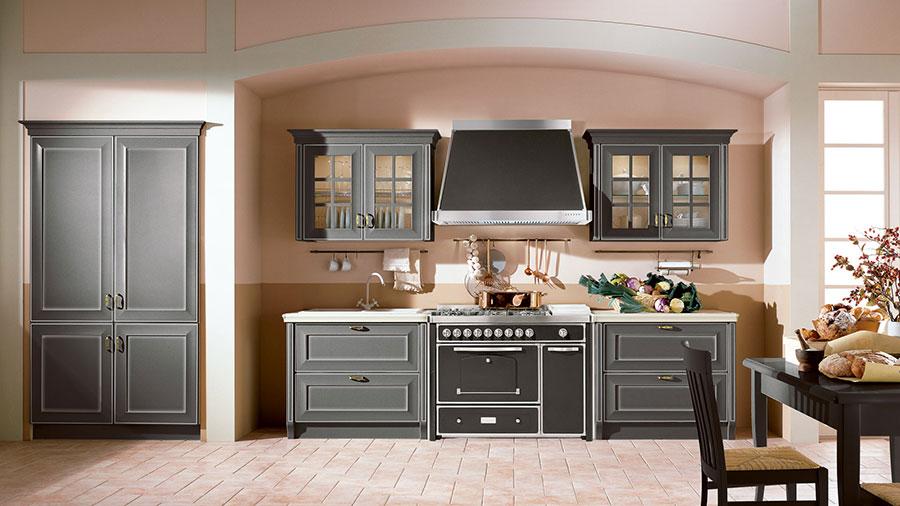 Modello di cucina in stile vintage Lube n.4
