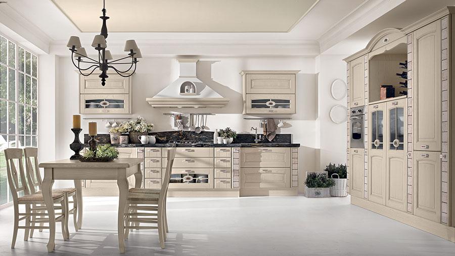 Modello di cucina in stile vintage Lube n.6