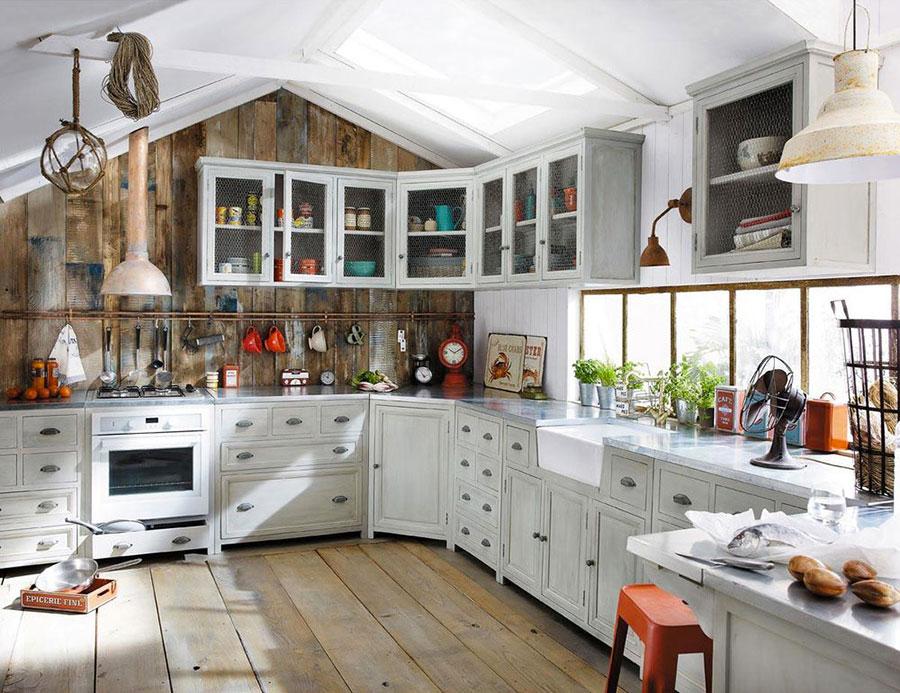 Modello di cucina in stile vintage Maison Du Monde n.3
