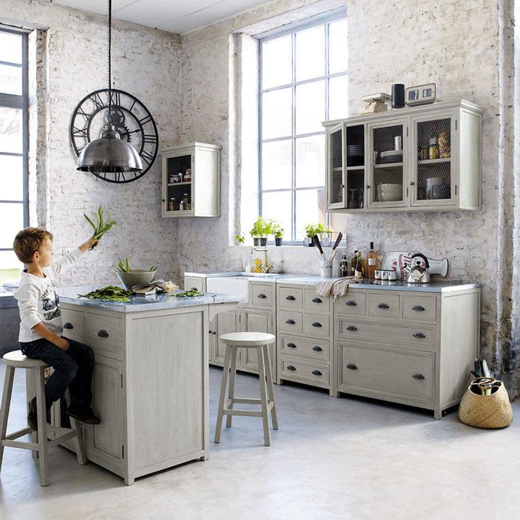 Modello di cucina in stile vintage Maison Du Monde n.4