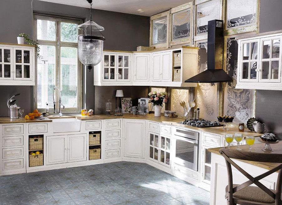 Modello di cucina in stile vintage Maison Du Monde n.7