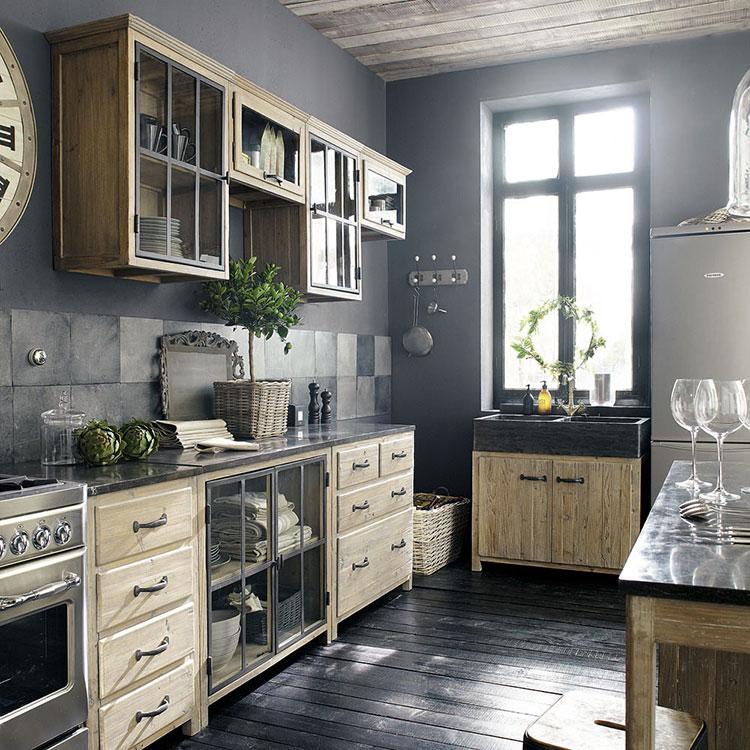 Modello di cucina in stile vintage Maison Du Monde n.8