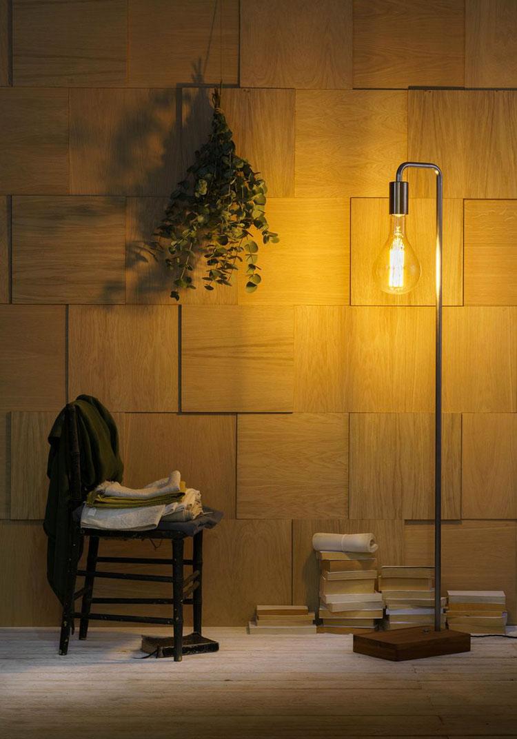 Lampada da lettura di design Alchemist Hangman di The Light Yard