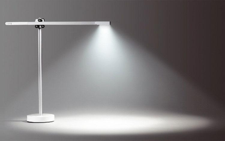 Lampada da lettura di design Csys di Dyson