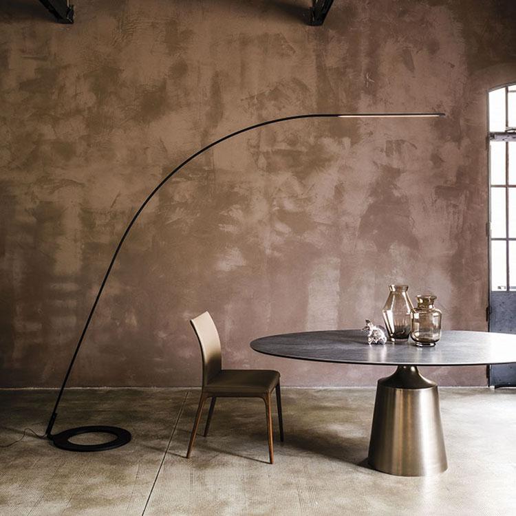 Lampada da lettura di design Lampo di Cattelan Italia