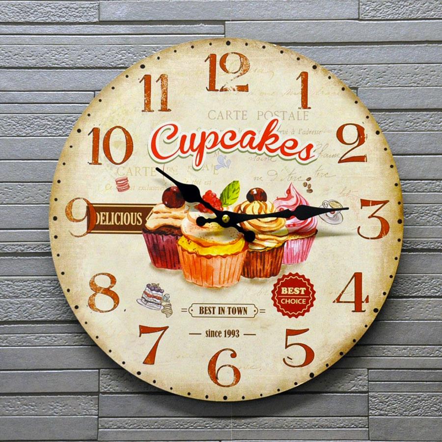 Orologio da parete vintage modello classico 4