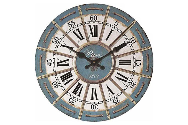 Modello di orologio da parete vintage classico n.1