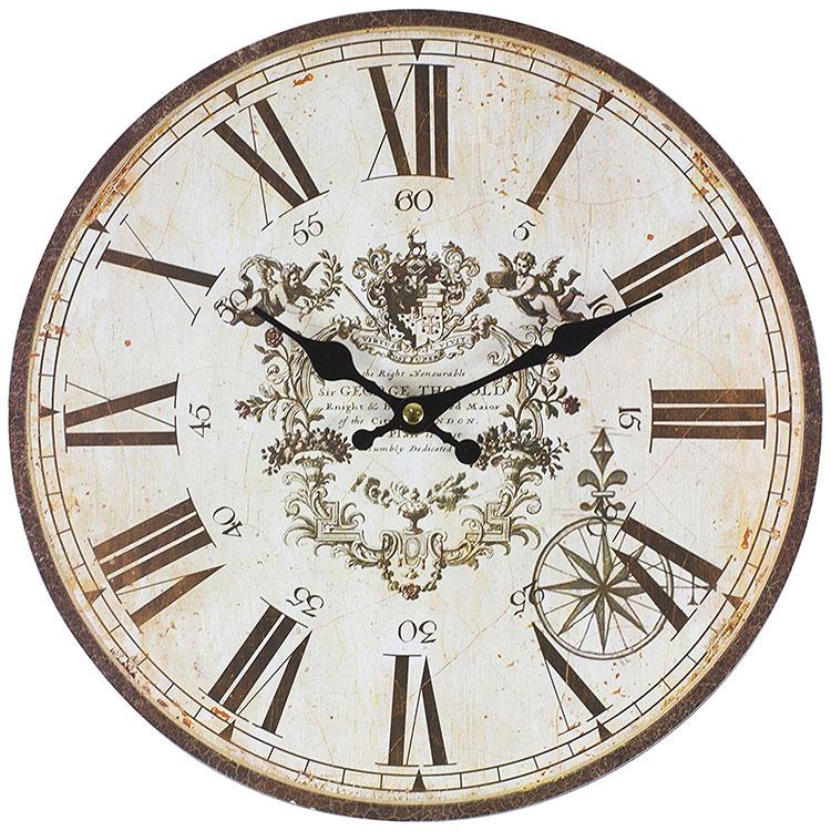 Modello di orologio da parete vintage classico n.10