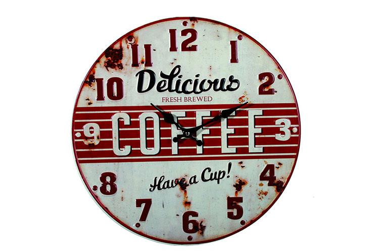 Modello di orologio da parete vintage classico n.3