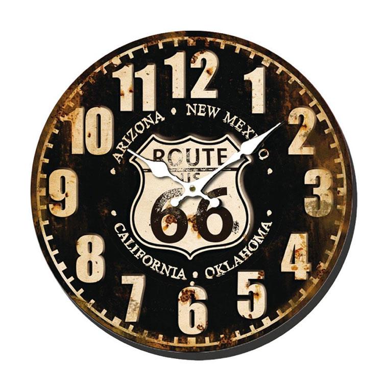 Modello di orologio da parete vintage classico n.6