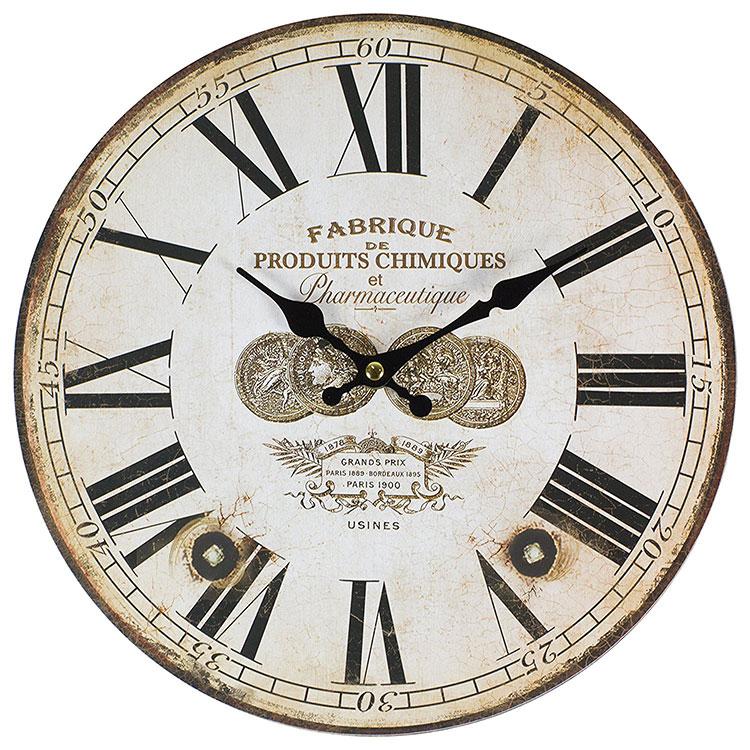 Modello di orologio da parete vintage classico n.8