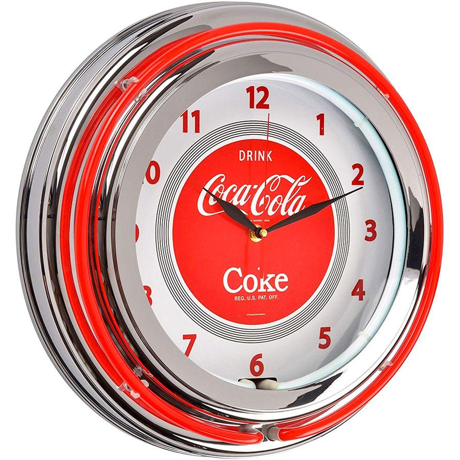 Orologio da parete Coca-cola vintage 2