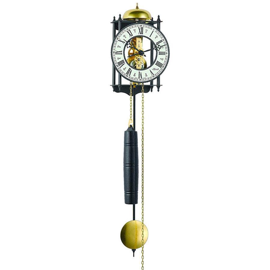 Modello di orologio da parete vintage a pendolo 3