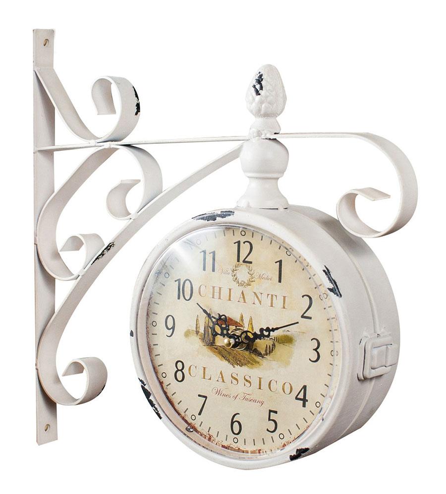 Modello di orologio da parete vintage da stazione 5