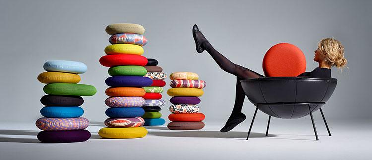 Poltrona Bowl Chair di Arper