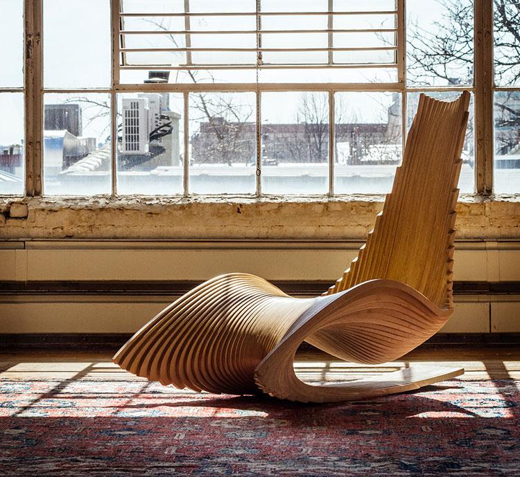 Poltrona Diwani Chair di AE Superlab