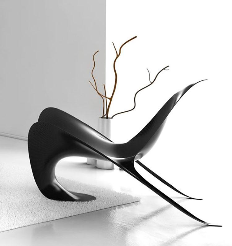 Poltrone di design ecco 40 modelli davvero particolari for Poltrone design online