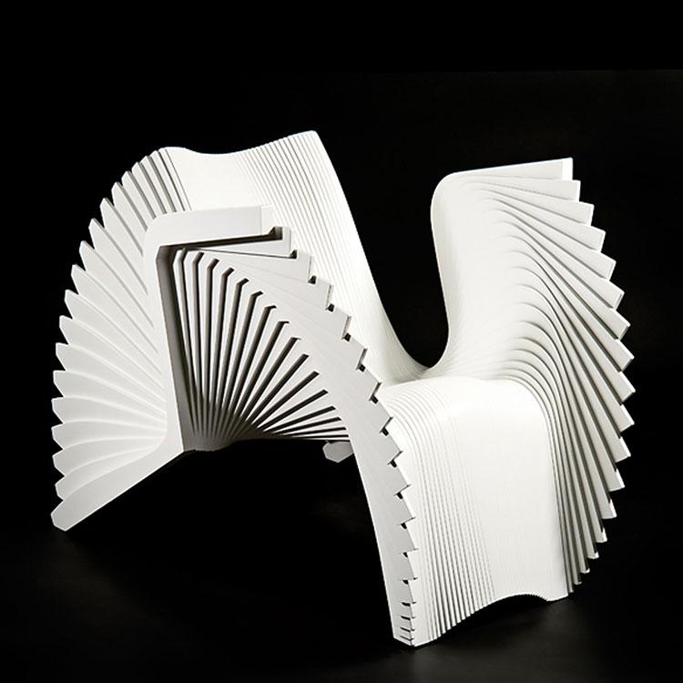 Poltrona Monroe di Alexander White