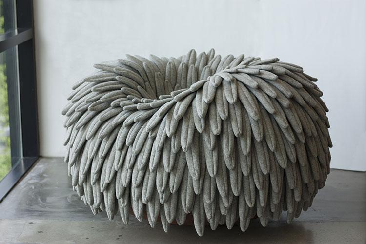Poltrona Narl Chair di Carl Durkow