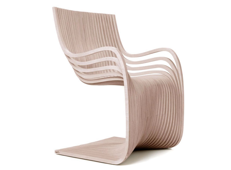 Poltrona Pipa Chair di Piegatoo