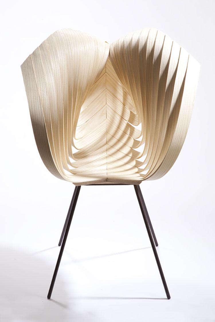 Poltrona Yumi Chair di Kishimoto