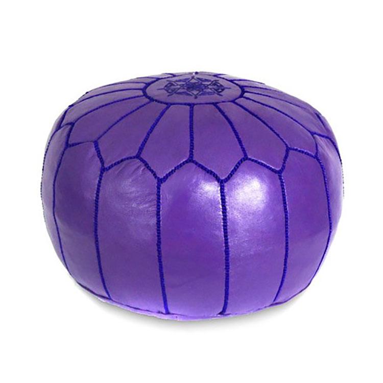 Pouf Ultra Violet Pantone 2018