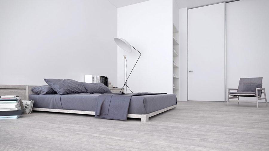Idee per arredare casa con il bianco e il grigio n.06