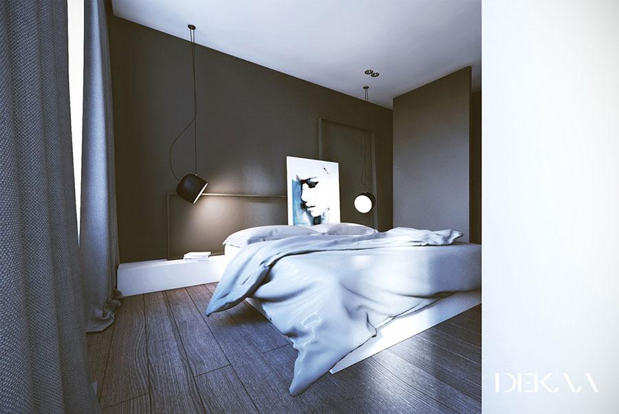 Idee per arredare casa con il bianco e il grigio n.12