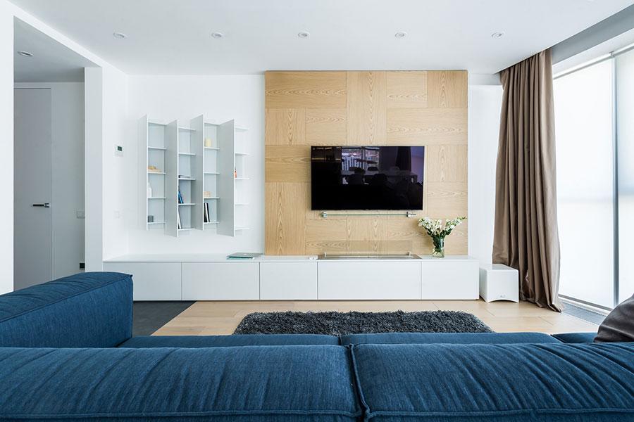 Idee per arredare un appartamento di 120 mq n.01