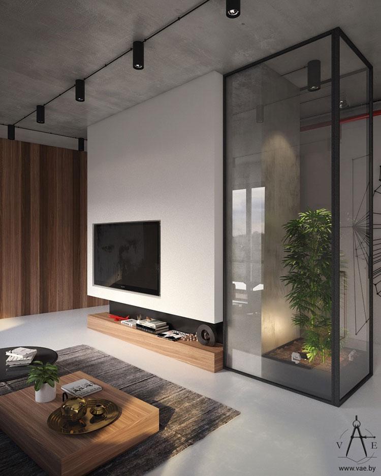 Idee per arredare un appartamento di 120 mq n.10