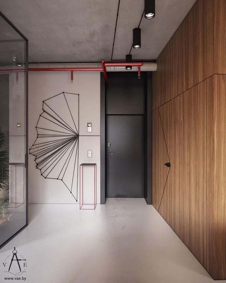 Idee per arredare un appartamento di 120 mq n.12