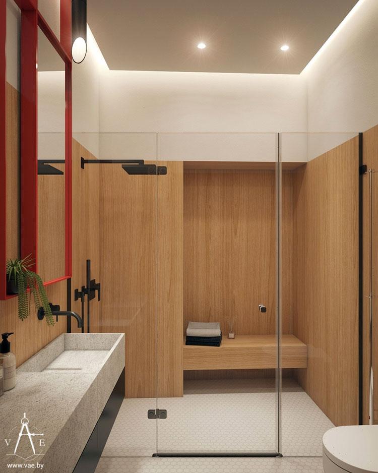 Idee per arredare un appartamento di 120 mq n.16