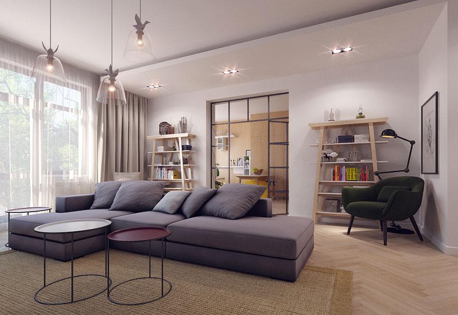 Idee per arredare un appartamento di 120 mq n.17