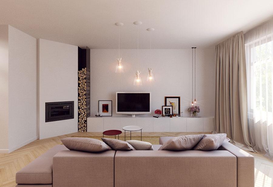 Idee per arredare un appartamento di 120 mq n.18
