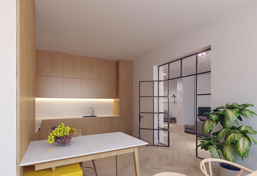 Idee per arredare un appartamento di 120 mq n.19
