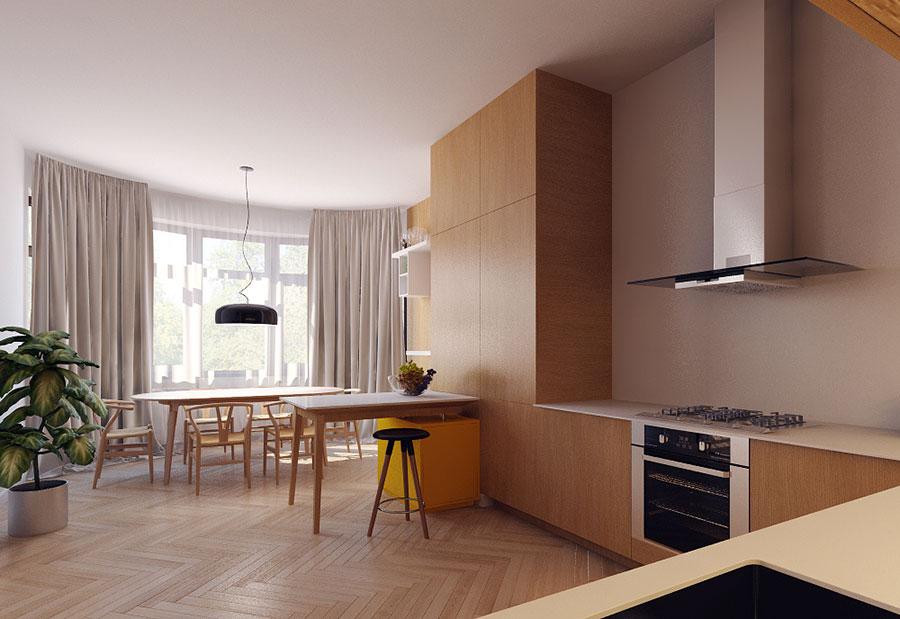 Idee per arredare un appartamento di 120 mq n.21