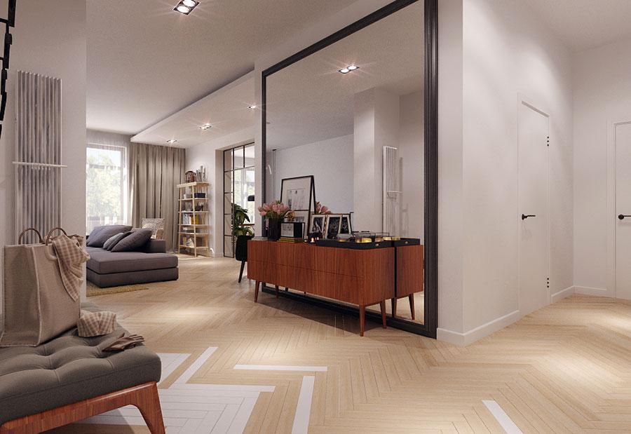 Idee per arredare un appartamento di 120 mq n.23