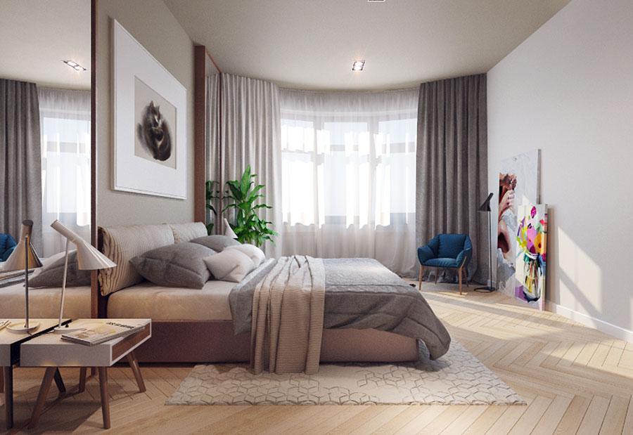 Idee per arredare un appartamento di 120 mq n.24