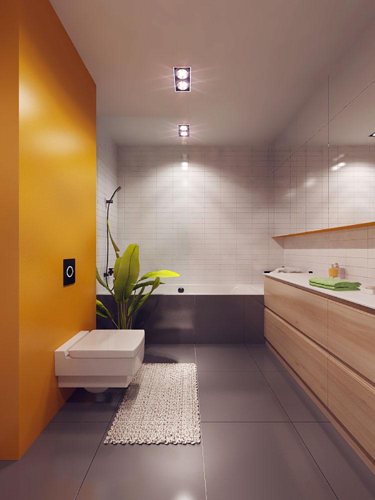 Idee per arredare un appartamento di 120 mq n.25