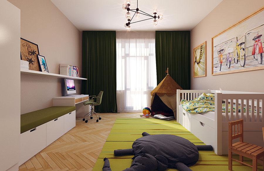 Idee per arredare un appartamento di 120 mq n.26