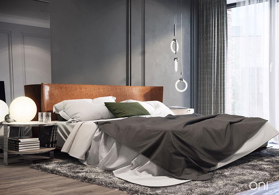 Idee per arredare un appartamento di 120 mq n.33