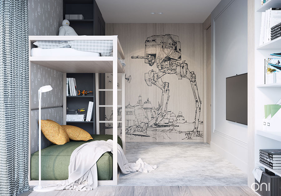 Idee per arredare un appartamento di 120 mq n.34